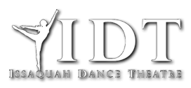 Issaquah Dance Theatre Logo